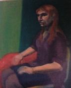 Sievietes portrets - Inga (nodarbība 2)