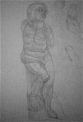 Ģipša figūras zīmējums ( nodarbība 2)