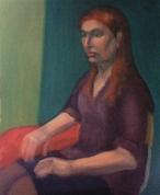 Sievietes portrets - Inga (nodarbība 3)