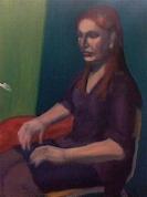 Sievietes portrets - Inga ( nodarbība 4)