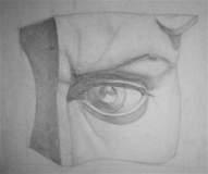 david-eye-study-drawing