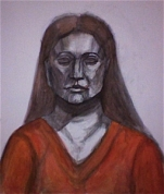Sievietes portrets ( 1. nodarbība)